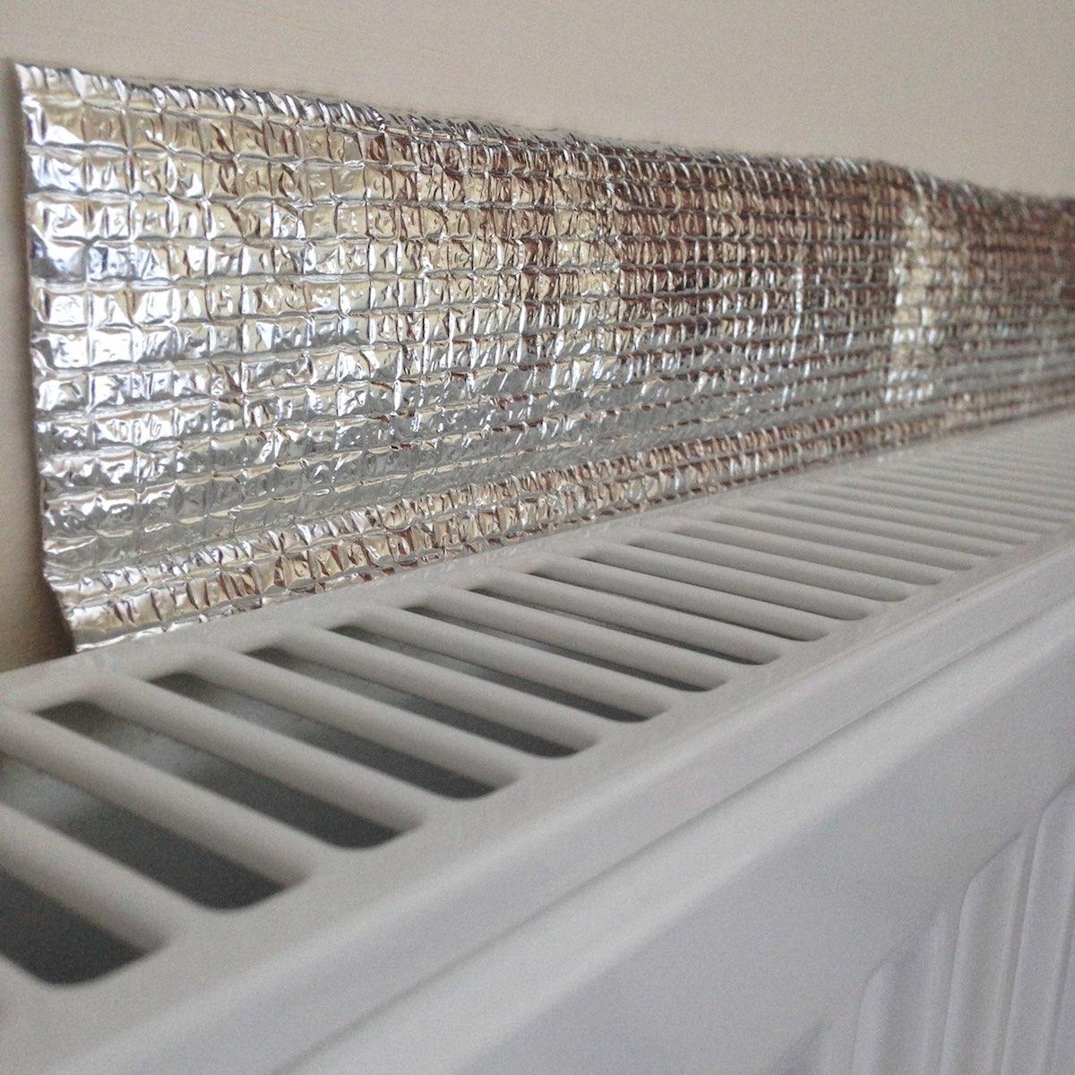 radiator foil