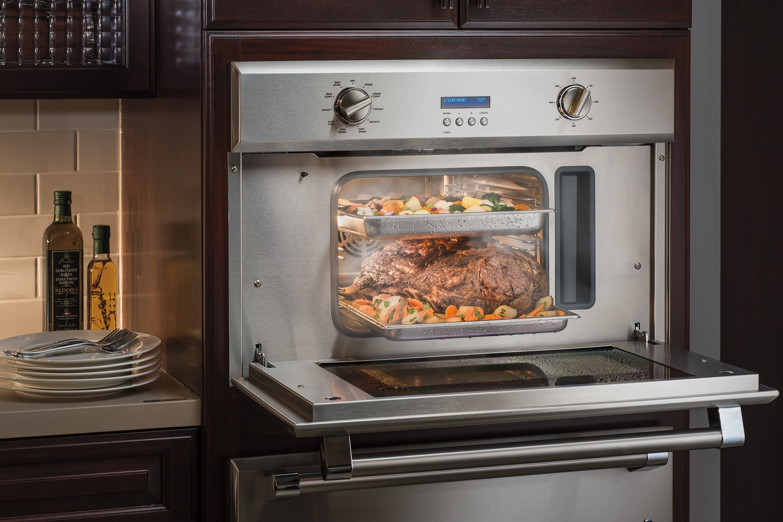 warm open oven