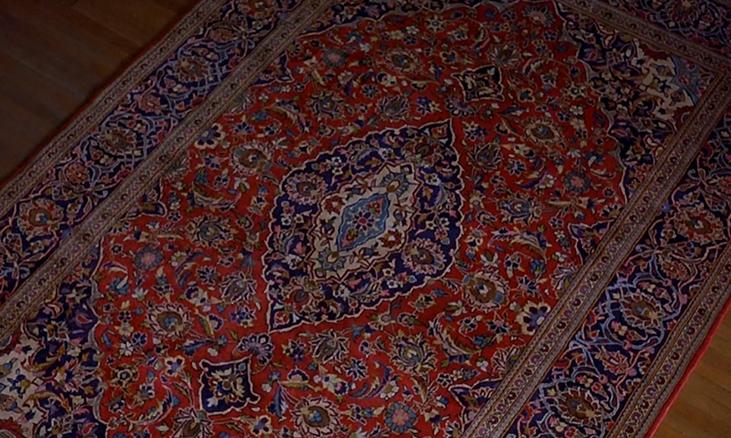 The Big Lebowski persian rug