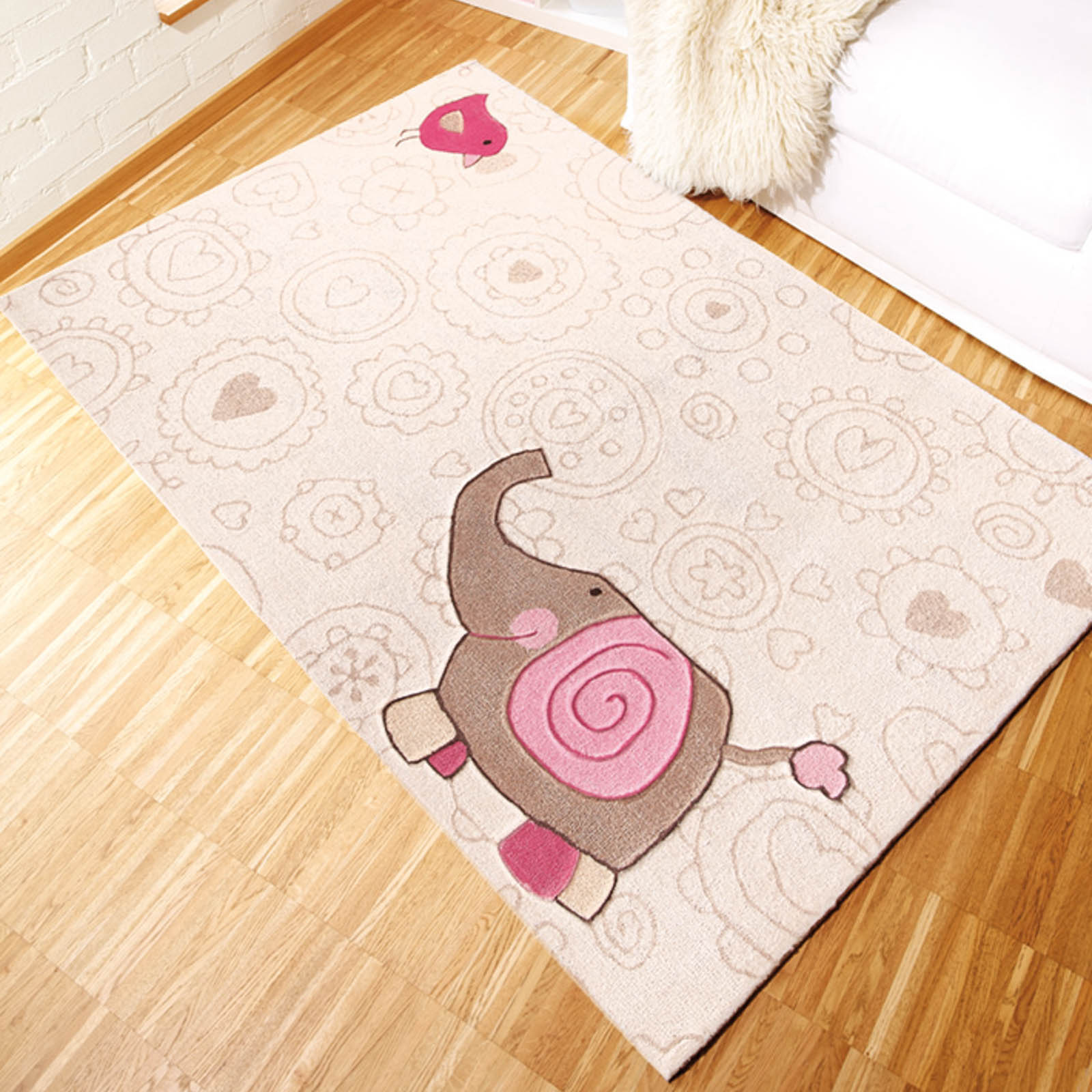 Happy Zoo Elephant Rugs 3342 04