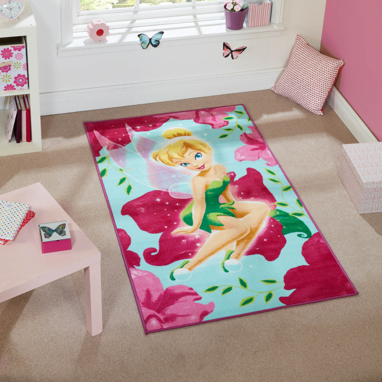 Bedrooms With Character To Match And Shape Your Kid S Personality: How To Choose The Best Kids Rugs For Your Child's Bedroom