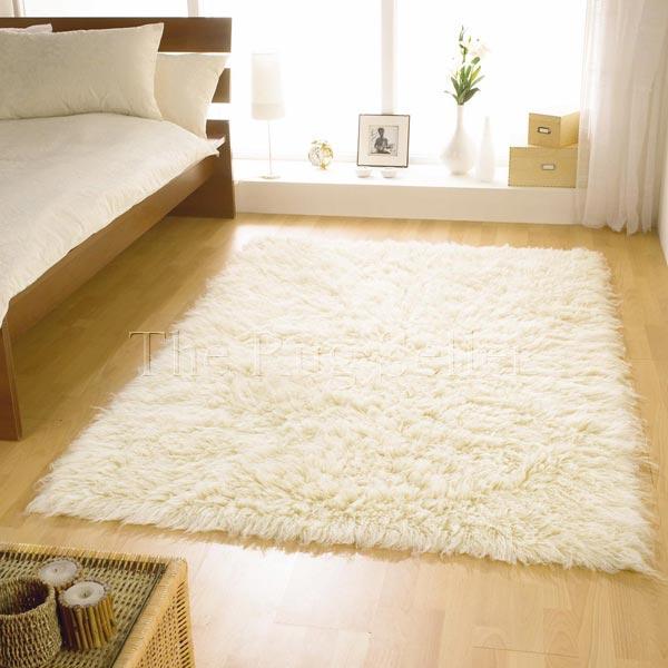 Flokati rugs