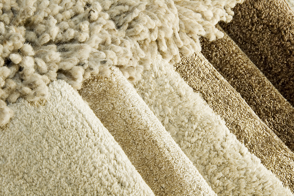 Can you match rugs and carpets?
