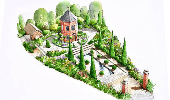 RHS Chelsea Flower Show 2016: Diarmuid Gavin's back with an eccentric turn