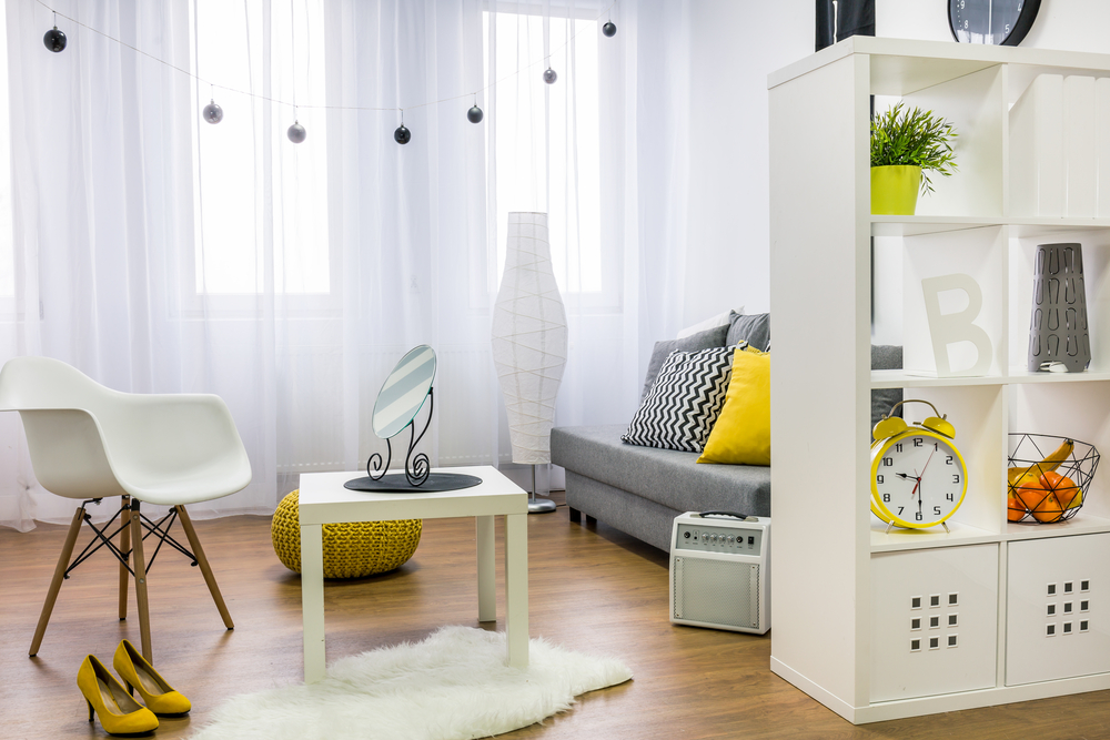 Studio Flat Storage Ideas