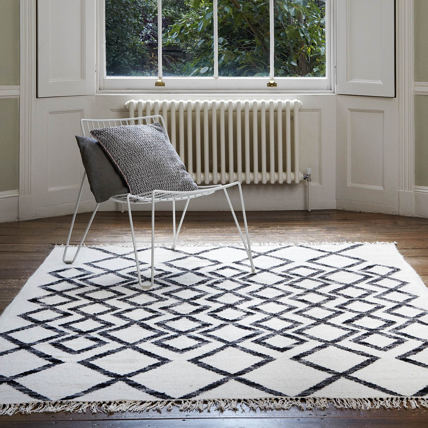 Modern Scandinavian Rug: How To Choose A Rug For Your Home