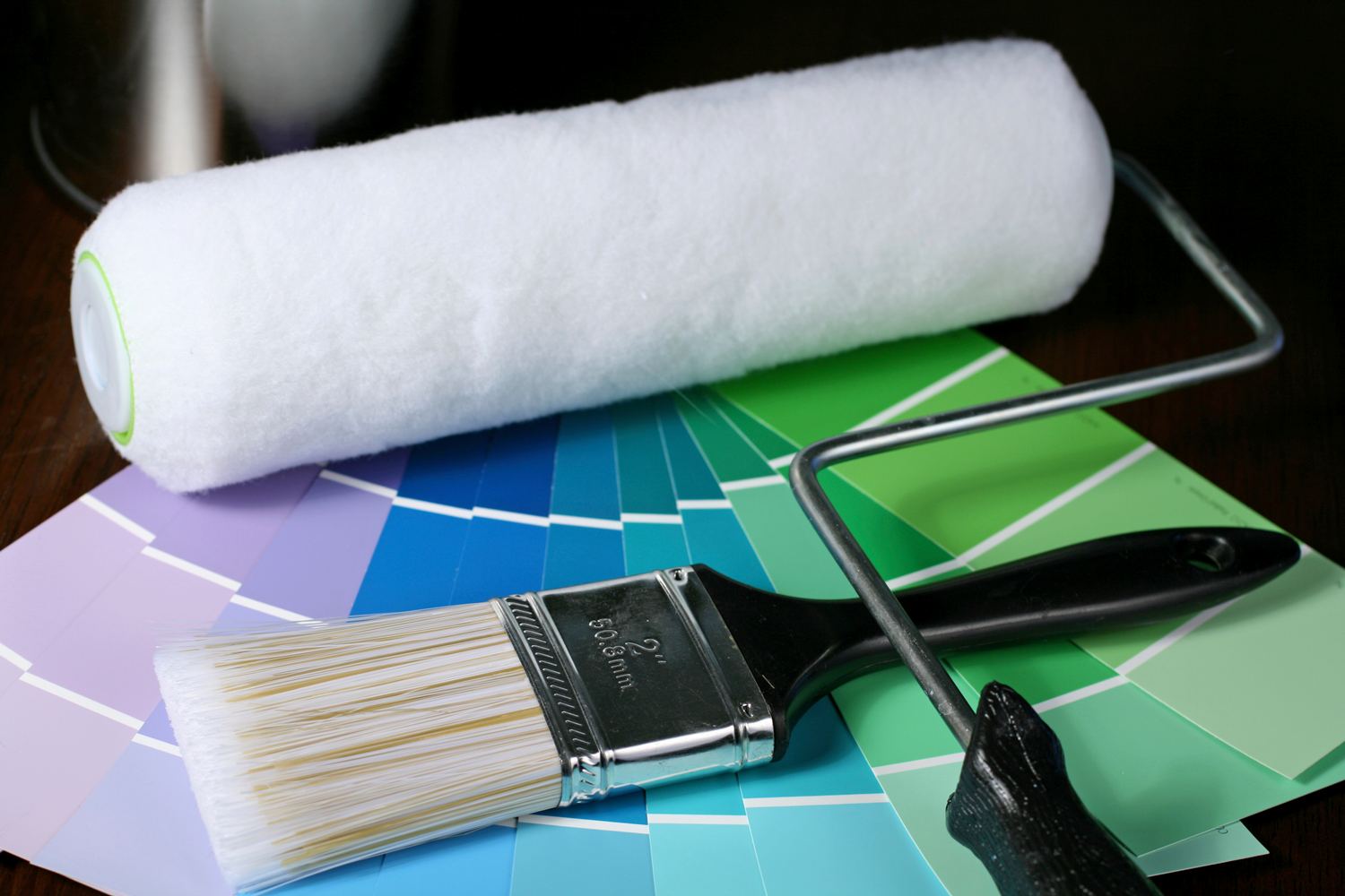 how to paint a room using the right tools