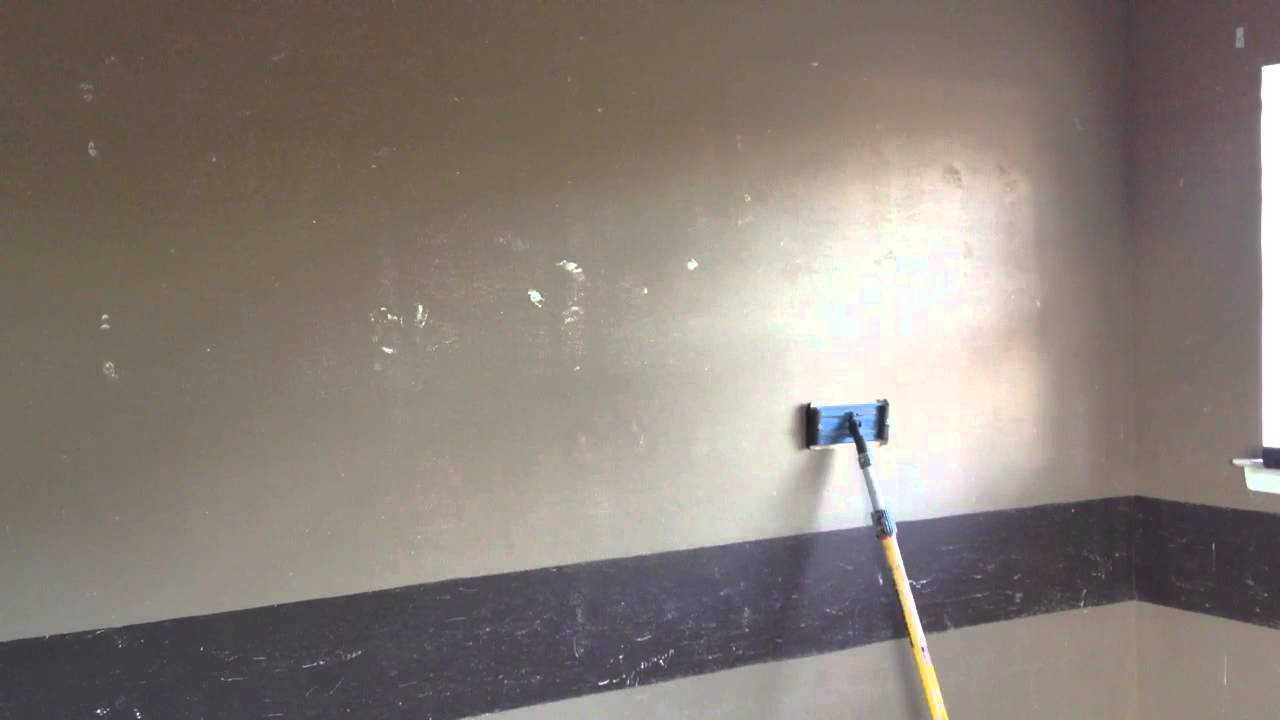 Washing Walls Before Painting Detergent