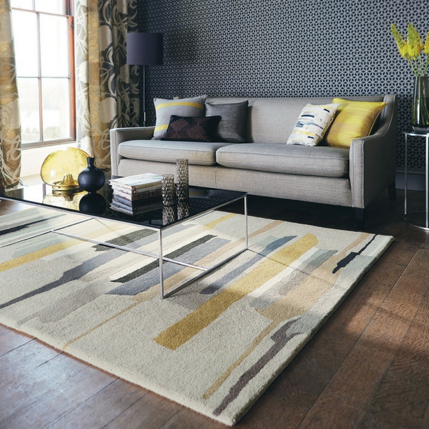 How to choose rug for living room