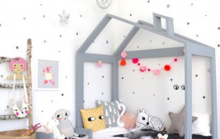 Creative Kids Bedrooms Starry Nights Inspired Room