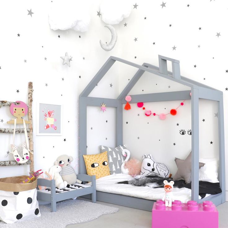 Kids Room Murals: 30 Creative Kids Bedroom Ideas That You'll Love