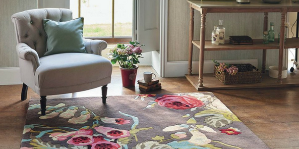 How to choose the best living room rug for your home - Carpets for living room online india ...