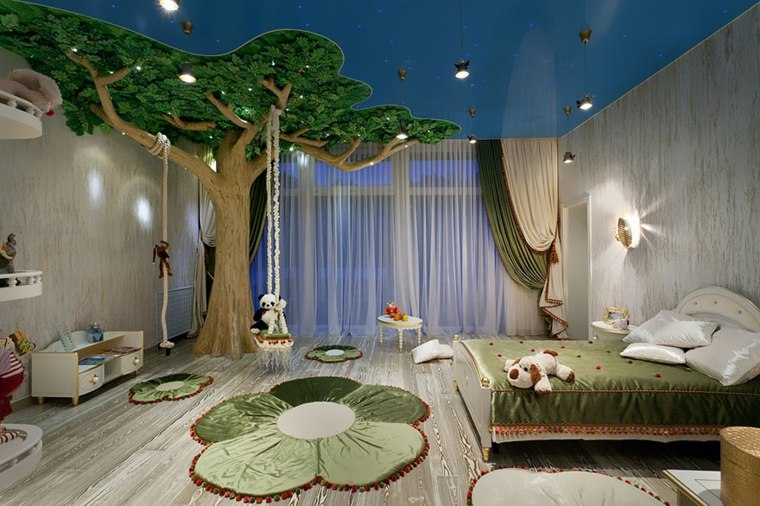 30 creative kids bedroom ideas that you 39 ll love the rug seller - Modele de deco chambre ...