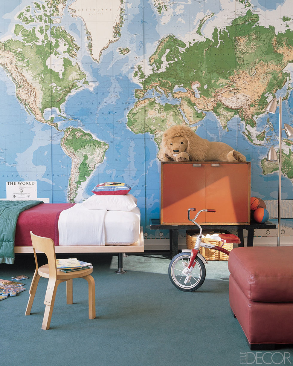 Creative Kids Room Ideas: 30 Creative Kids Bedroom Ideas That You'll Love