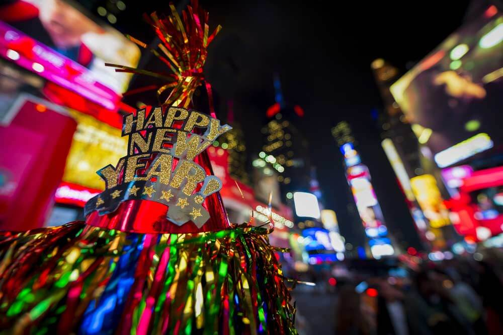 new years eve times square party theme ideas