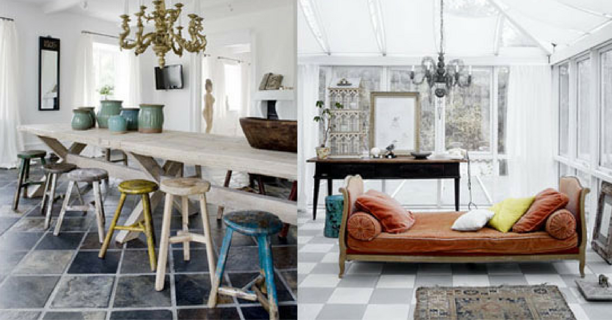 interior design trends: vintage home decor