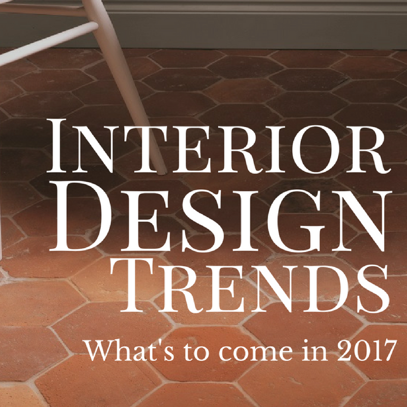 interior design trends for 2017 featured image