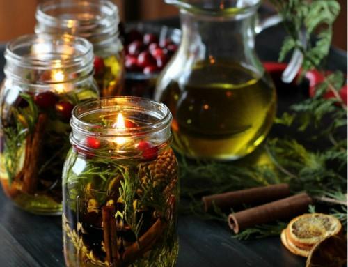 10 Ways To Make Your Home Smell Like Christmas