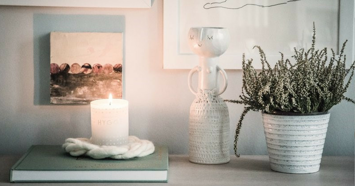 interior design trends hygge home accesories