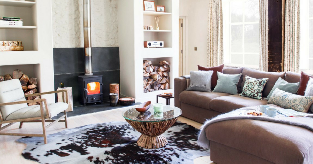 interior design trends hygge living room