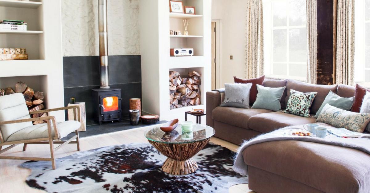 interior design trends hygge living room