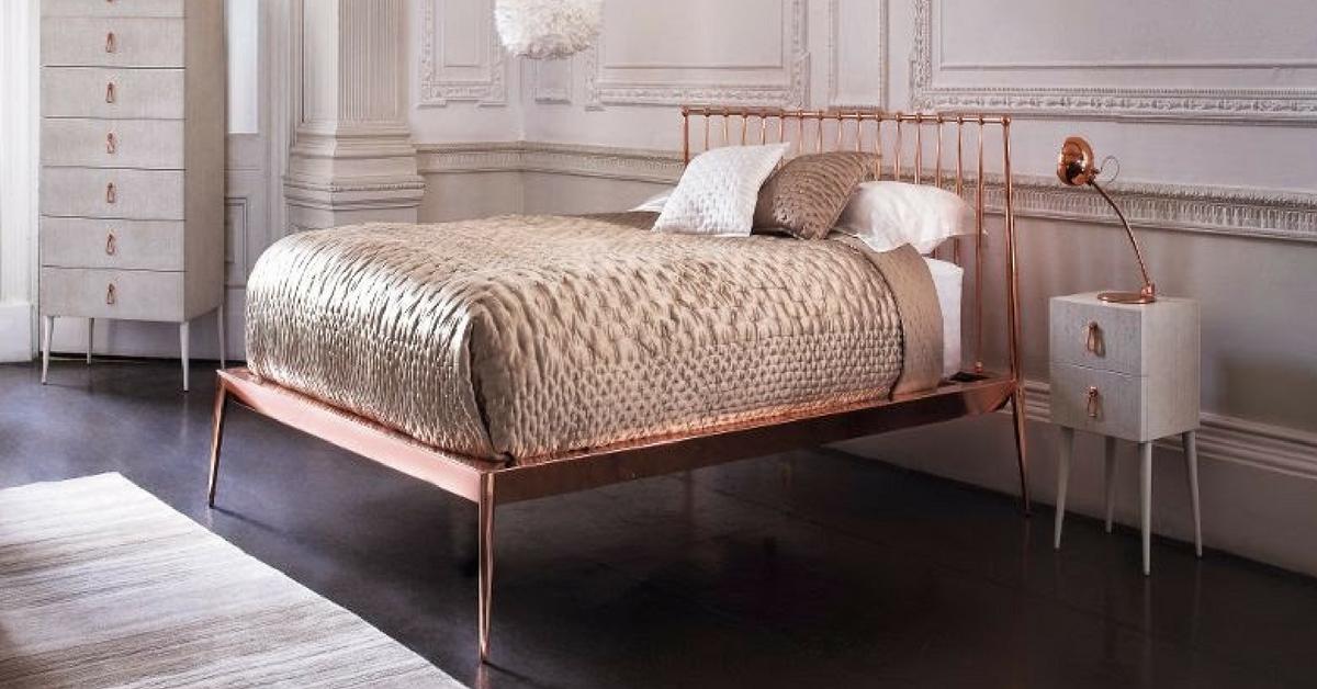 interior design trends copper home decor