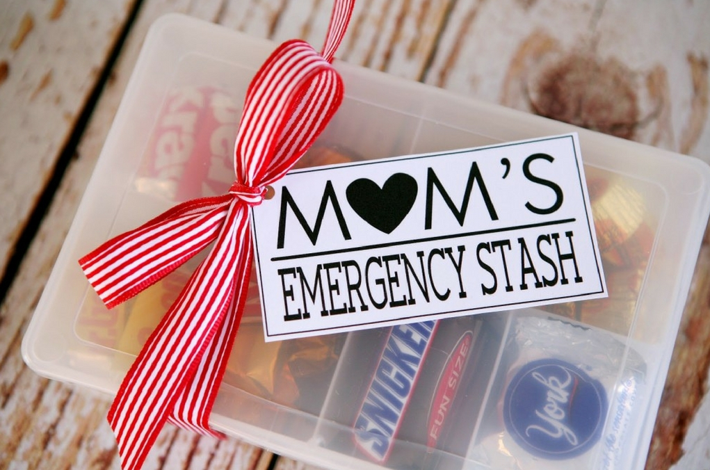 Mother's Day Mum's emergency stash