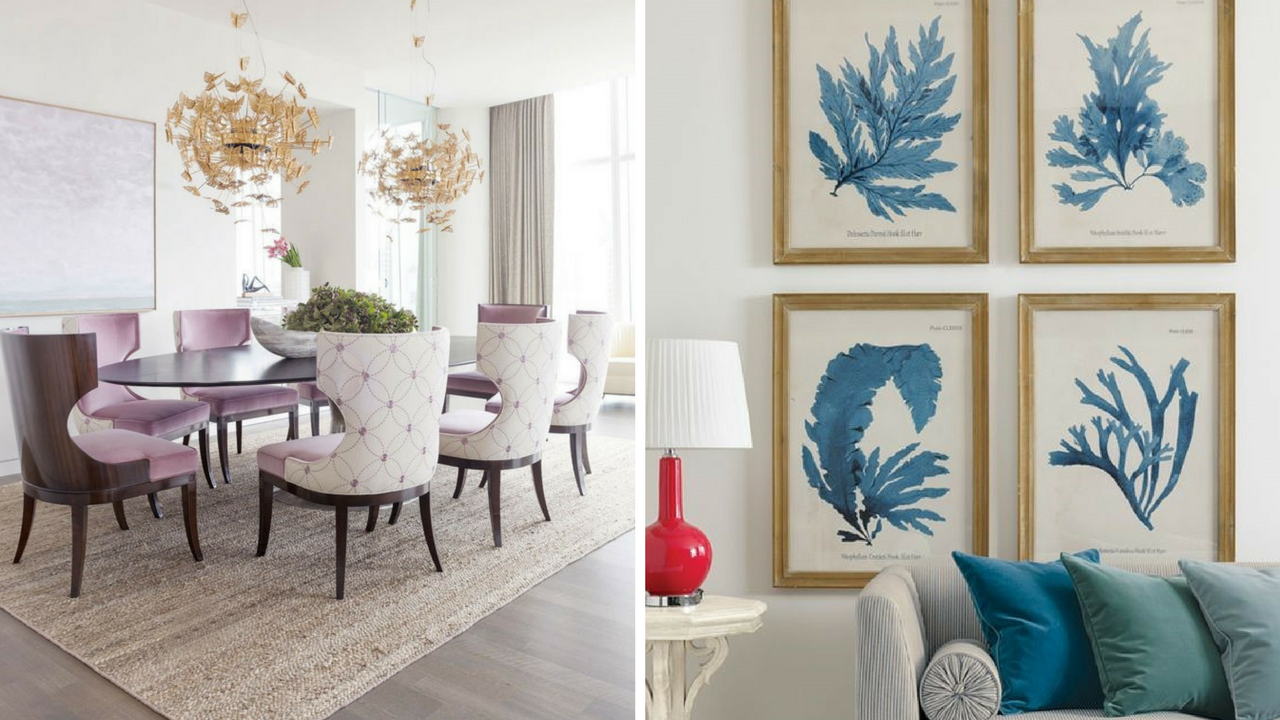spring decorating ideas Add a new statement piece
