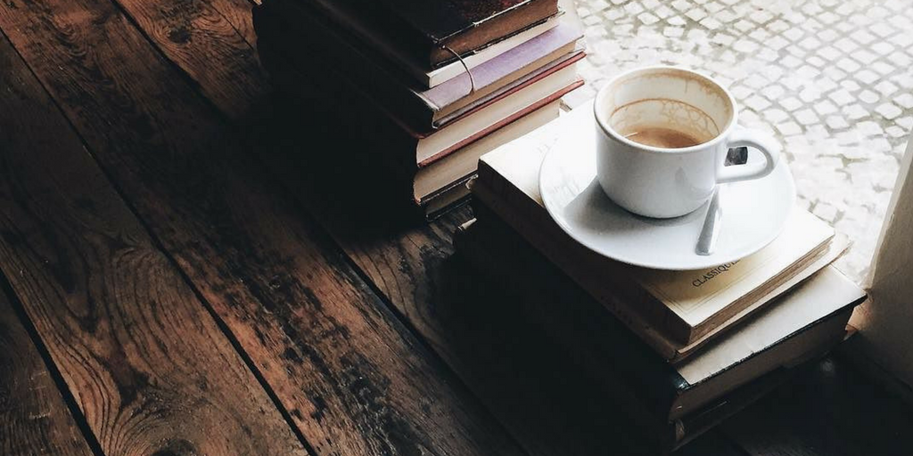 Lagom Fika coffee and books