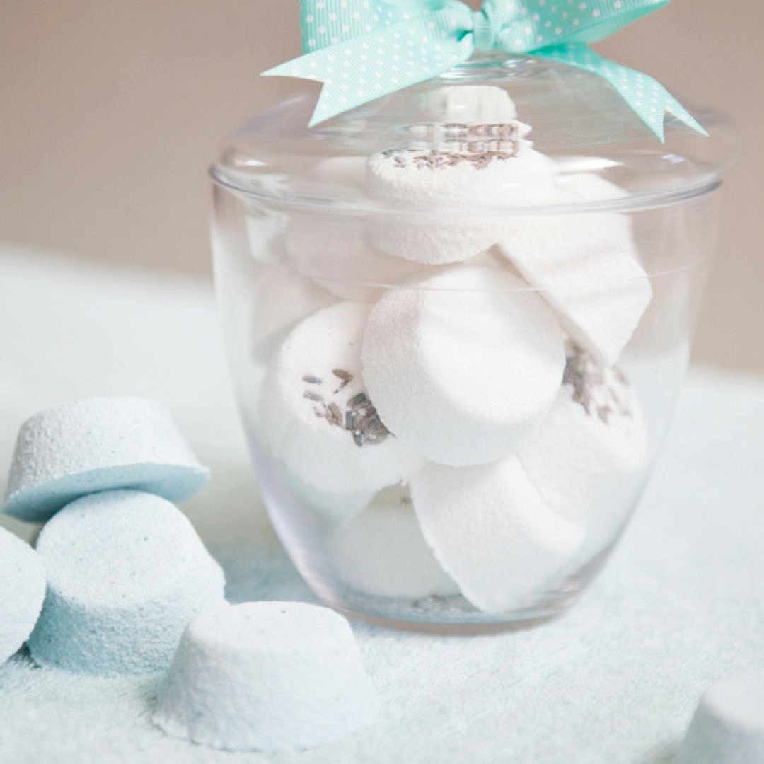 Mother's Day DIY Bath Bombs