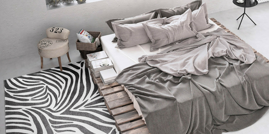 Lagom minimalistic bedroom decor