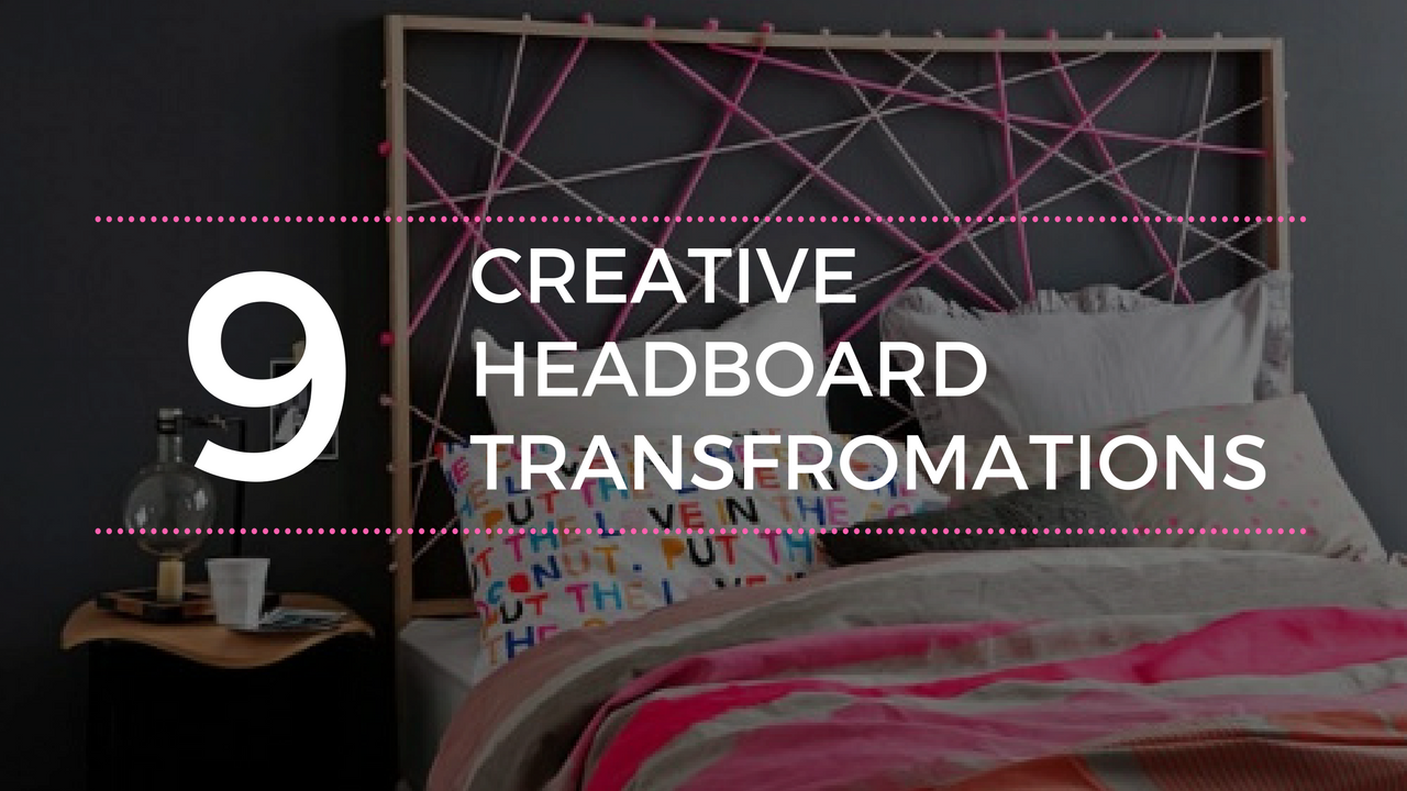 Creative Headboard Transformations