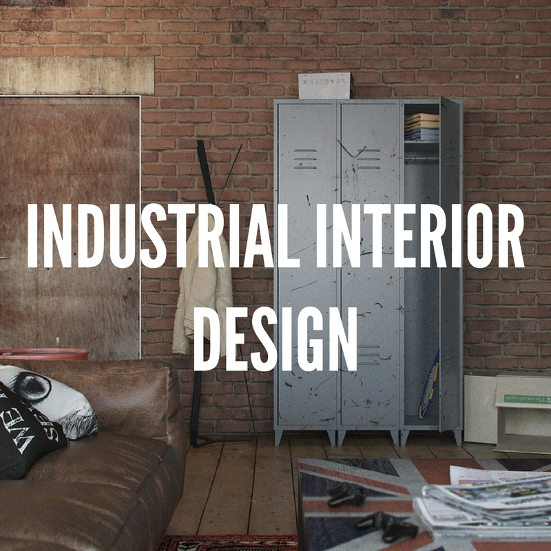 12 Ways To Create A Modern Industrial Interior At Home