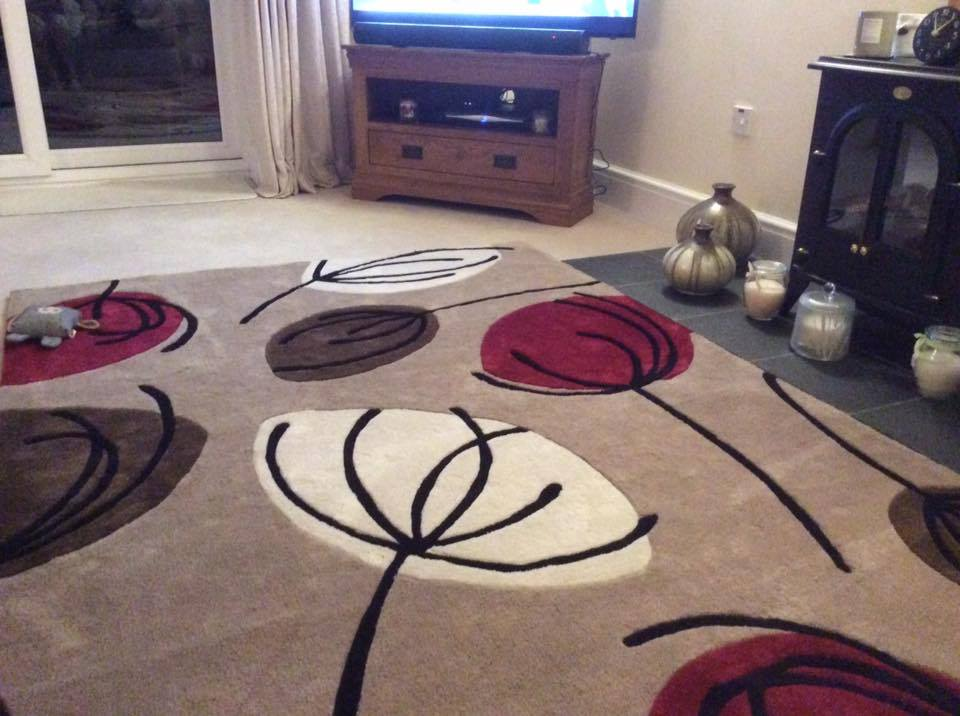 Rug submitted by Trevor Lawrence