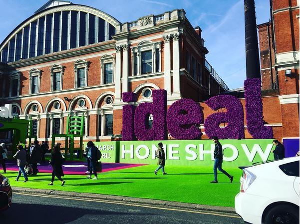 guide to the ideal home show london 2017 the rug seller blog