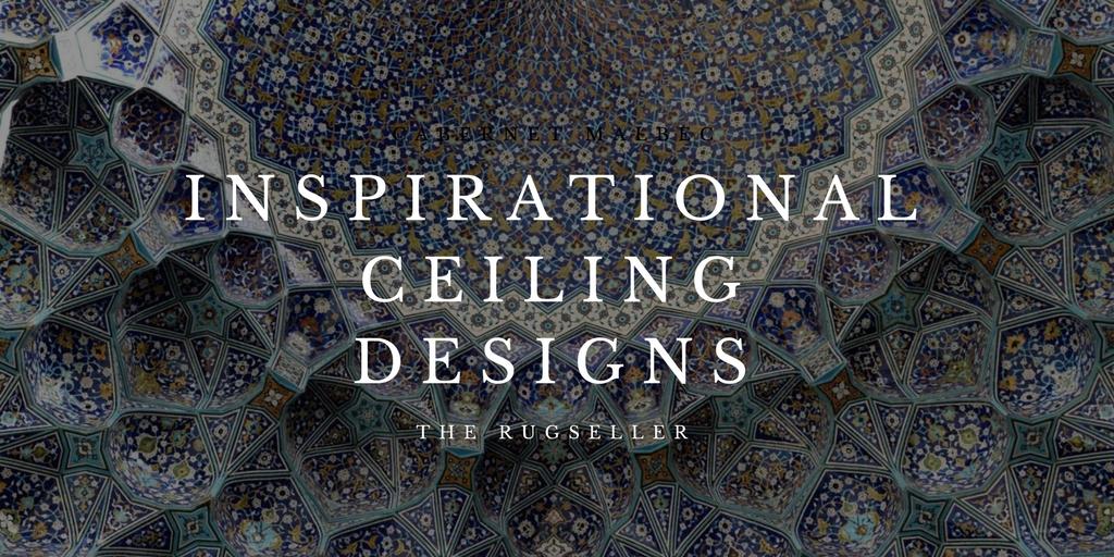 Inspirational Ceiling Design graphic