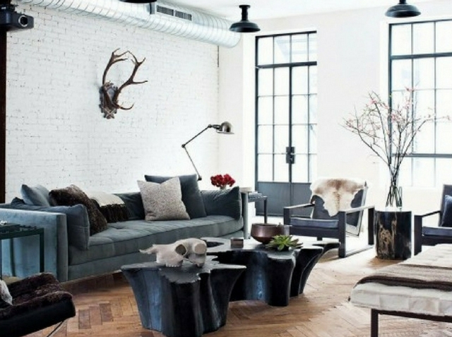 8 Ways To Create An Urban Loft Feel In Your Home