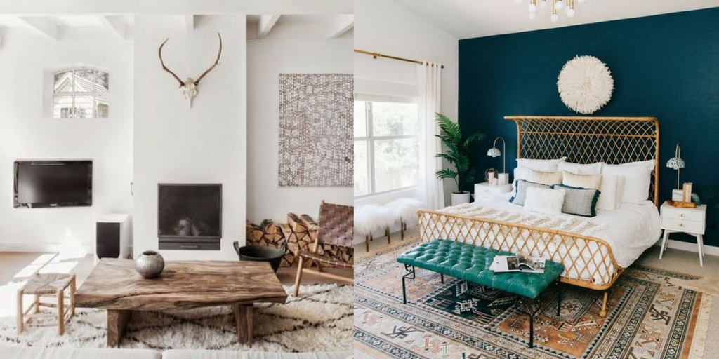 summer hottest interior trends bohemian trends