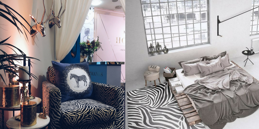summer hottest interior trends safari theme