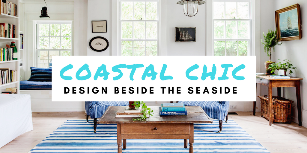 Coastal Chic Interiors Design Beside The Seaside Impressive Coastal Home Design