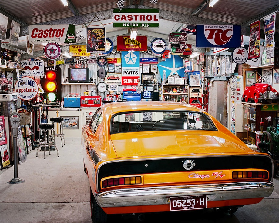 Mechanic Man Cave Ideas : Man cave themes & ideas: how to create an in house getaway