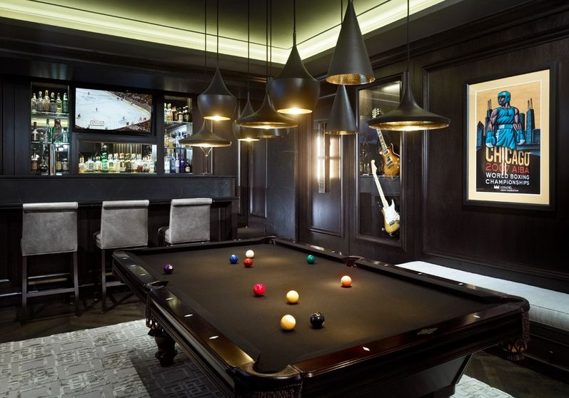 Man Cave Themes Amp Ideas How To Create An In House Getaway