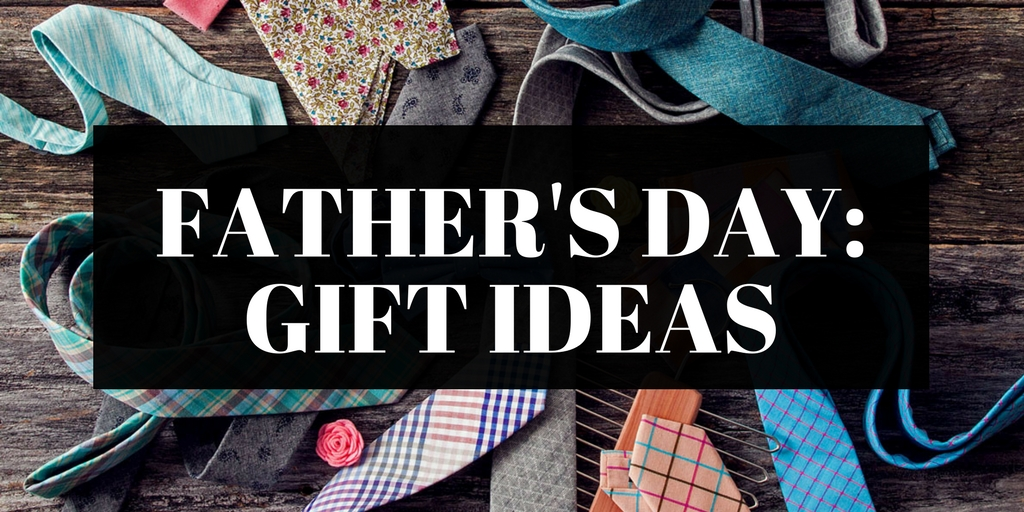 father's day gift ideas banner image