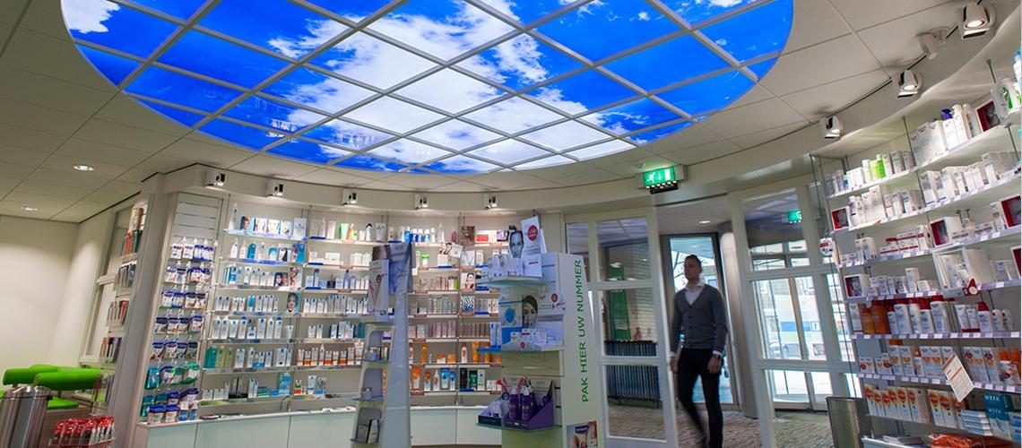 LED Ceiling pannels