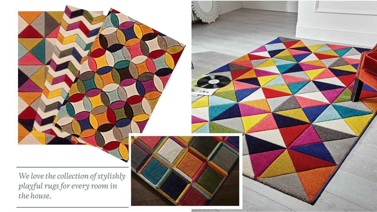 spectrum collection in halloween rug competition