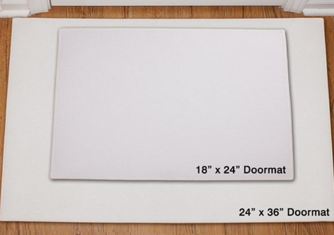 doormat sizes