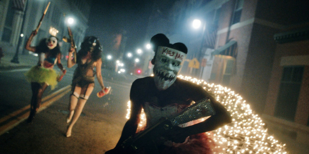 the purge horror movies