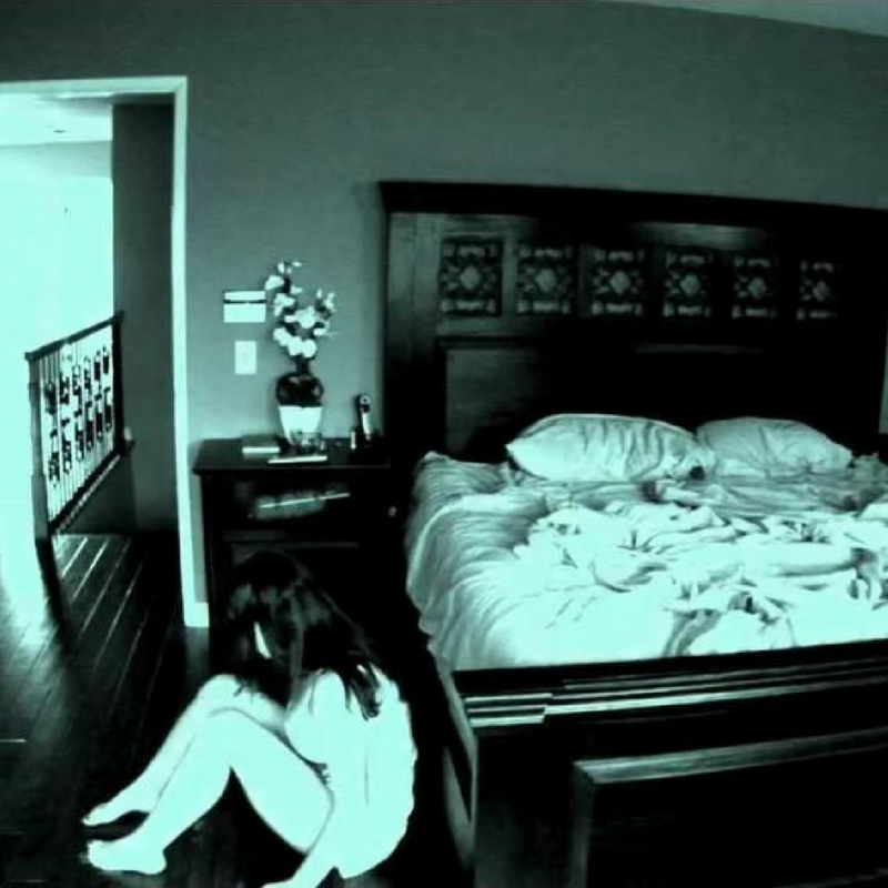 paranormal activity horror movies
