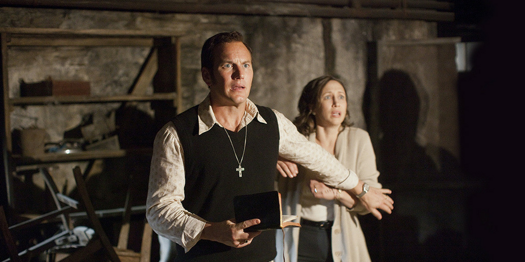 the conjuring horror movies