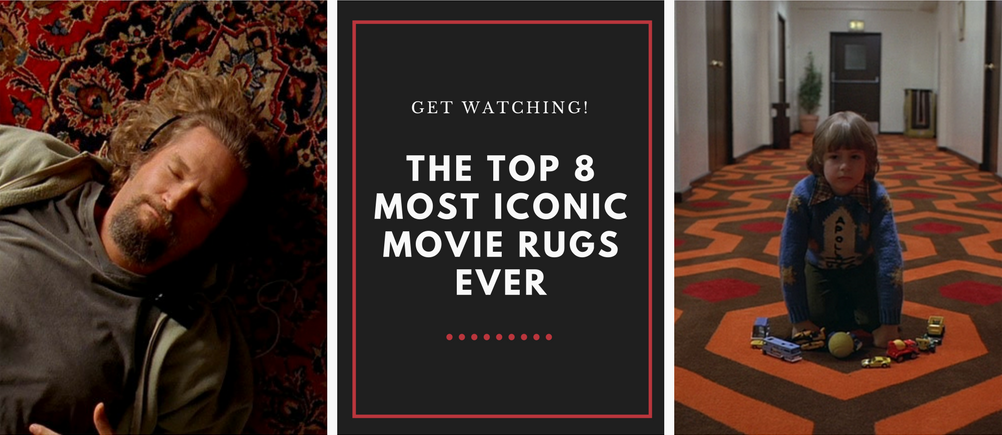 most iconic movie rugs banner image